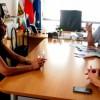 Посланика на Република Южна Африка на визита в Сандански