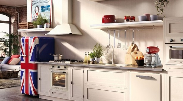 Малки кухненски уреди и дизайн