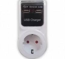 Амперажът на контактите с USB гнезда: важно е да знаете